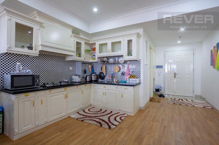 Nhà Bếp Căn hộ Chung cư Phúc Yên 2 phòng ngủ tầng cao nội thất đầy đủ