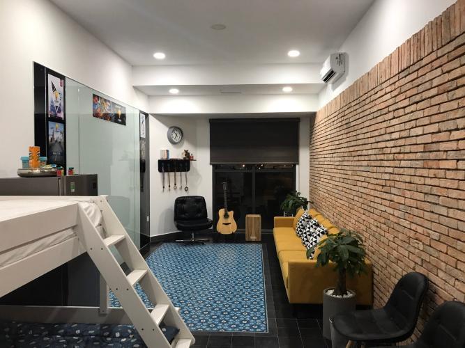 Bán căn hộ tầng thấp The Sun Avenue, mặt tiền Mai Chí Thọ, nội thất đầy đủ, tiện ích cao cấp.