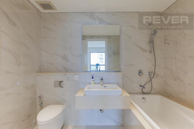 Phòng Tắm 1 Bán căn hộ Diamond Island - Đảo Kim Cương 2PN, tháp Maldives, diện tích 82m2, không có nội thất