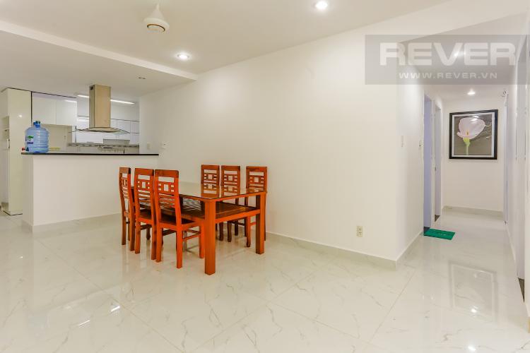Phòng Ăn Và Bếp Căn hộ Hoàng Anh Thanh Bình 3 phòng ngủ tầng trung full nội thất