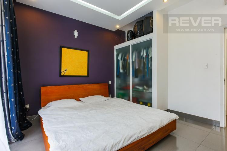 Phòng Ngủ 1 Nhà phố 3 phòng ngủ đường Dương Bá Trạc Quận 8