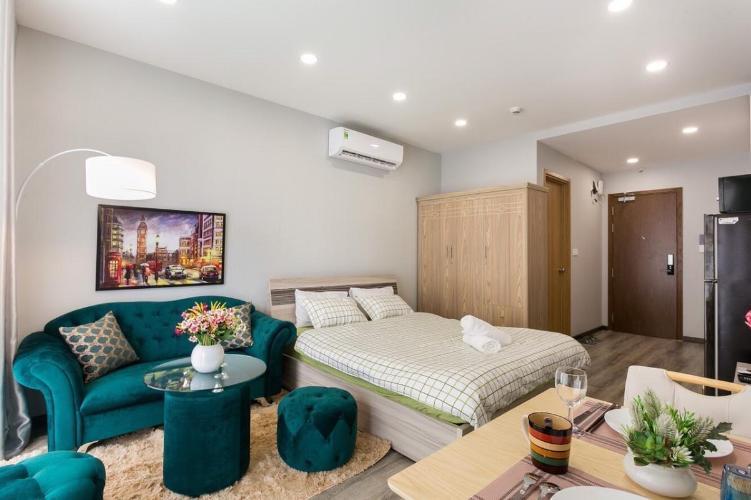 Bán căn hộ Masteri Millennium 1 phòng ngủ, diện tích 32m2