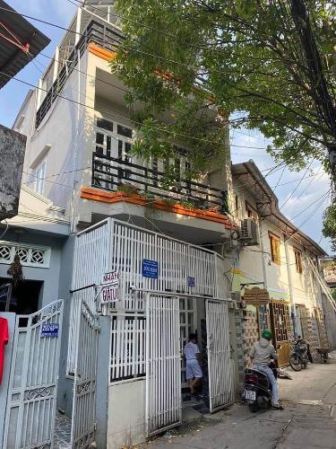 Bán nhà hẻm đường Nơ Trang Long, hẻm ô tô dễ ra vào, sổ hồng pháp lý đầy đủ, bàn giao ngay.