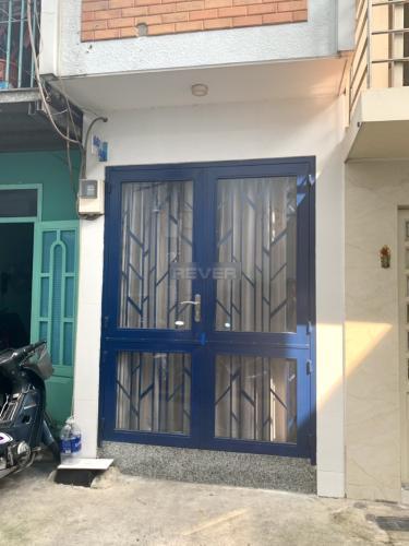 Mặt trước nhà phố Trần Quang Khải, Quận 1 Nhà phố quận 1 hướng Tây, nội thất mới, thiết kế hiện đại.