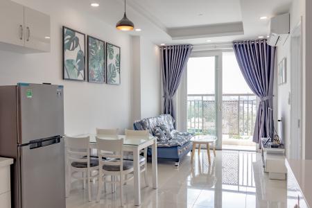 Cho thuê căn hộ Saigon Mia 2PN, tầng thấp, đầy đủ nội thất, view khu dân cư