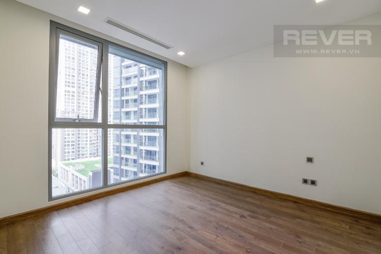 Phòng Ngủ 1 Căn hộ Vinhomes Central Park 2 phòng ngủ tầng trung P3 nhà mới