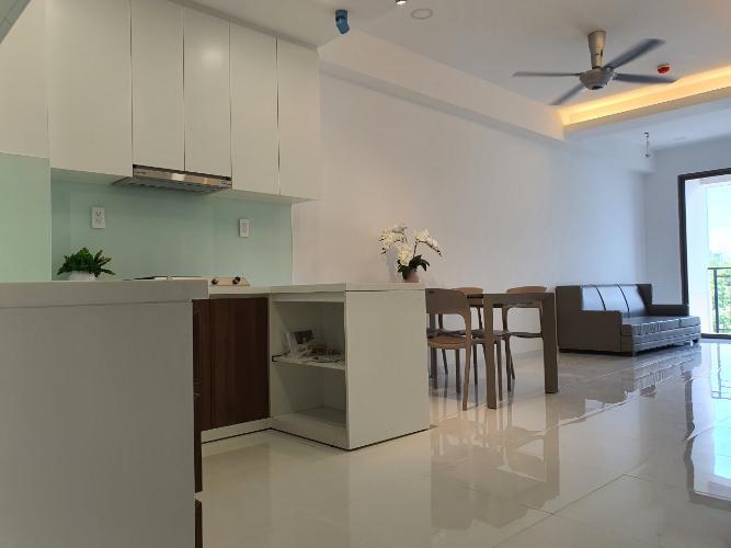 Cho thuê căn hộ Saigon South Residence tầng thấp, đầy đủ nội thất.
