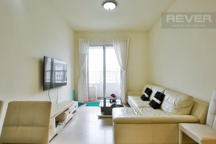 Phòng Khách Căn hộ Lexington Residence tầng cao, 2PN, nội thất đầy đủ, bán giá tốt