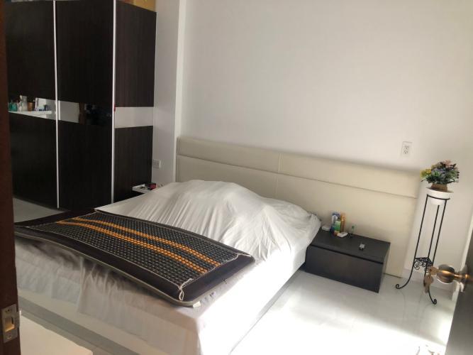 Phòng ngủ căn hộ Sunrise Riverside Căn hộ Sunrise Riverside tầng 15, view thành phố và sông.