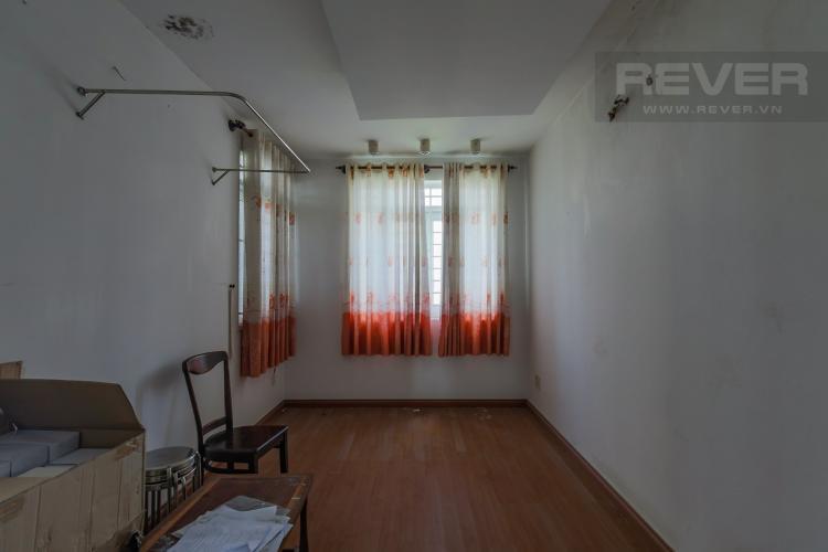 Phòng Ngủ Tầng 3 Cho thuê nhà phố KDC Khang An - Phú Hữu Q.9, 3 tầng, 5 phòng ngủ, đầy đủ nội thất, diện tích 168m2