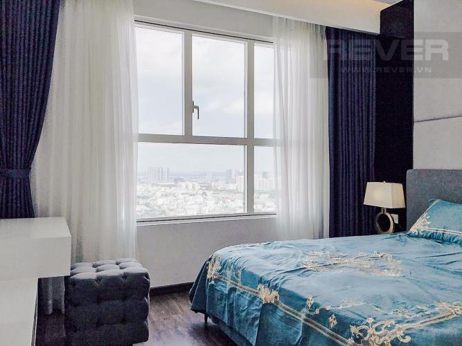 Phòng Ngủ 3 Cho thuê căn hộ Sunrise CityView 3PN, tầng cao, diện tích 99m2, đầy đủ nội thất