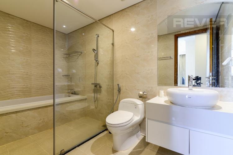 Phòng Tắm 2 Căn hộ Vinhomes Central Park, tháp Landmark Plus, 2PN đầy đủ nội thất