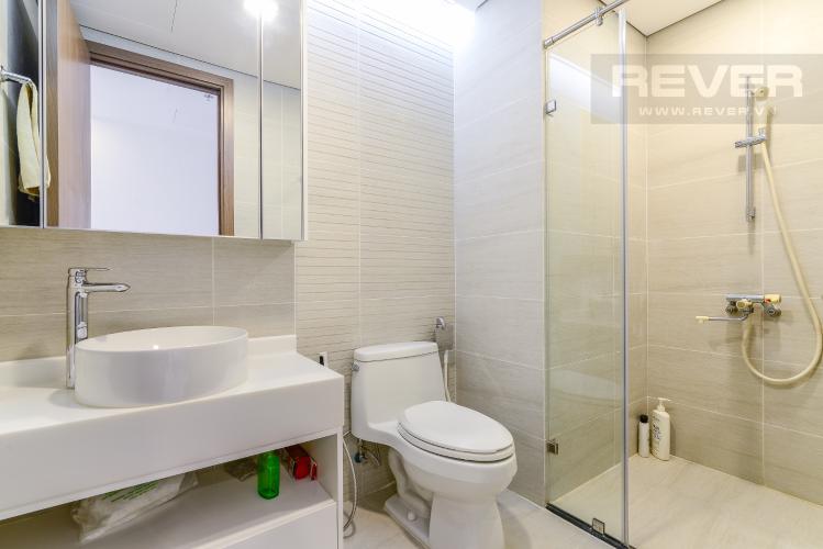 Phòng Tắm 1 Căn góc Vinhomes Central Park 4 phòng ngủ tầng cao P2 view sông