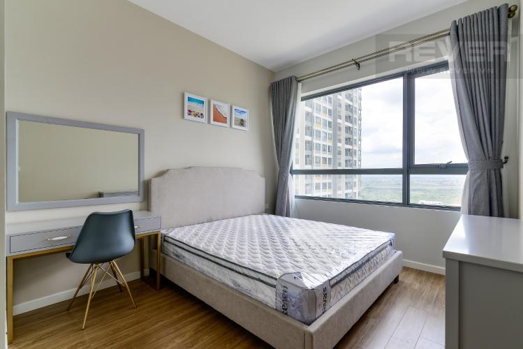 Phòng Ngủ 2 Cho thuê căn hộ Masteri An Phú, tầng cao, tháp A, đầy đủ nội thất, view Xa lộ Hà Nội