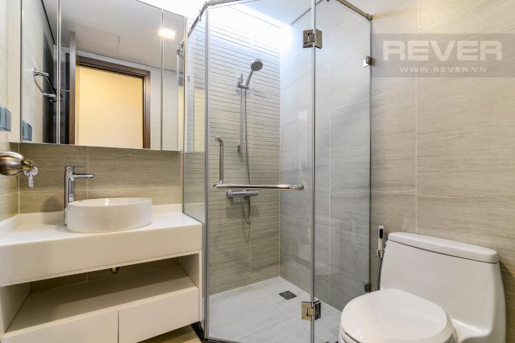 Phòng Tắm 1 Căn hộ Vinhomes Central Park 2 phòng ngủ tầng cao P2 nội thất đầy đủ