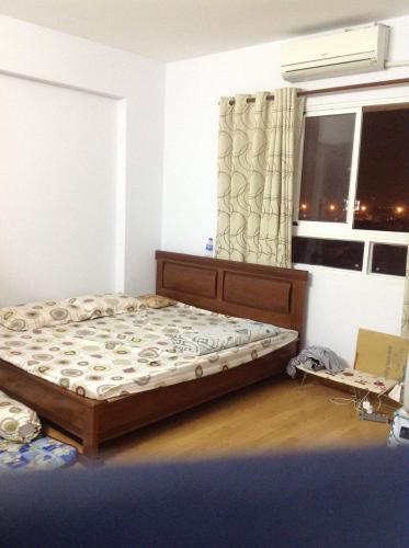 Bán căn hộ 1 phòng ngủ Chung cư An Lộc, diện tích 51.6m2, thiết kế hiện đại, nội thất cơ bản.