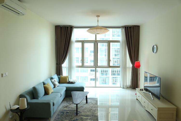 Cho thuê căn hộ The Vista An Phú 3PN, diện tích 142m2, đầy đủ nội thất, view hồ bơi xanh mát
