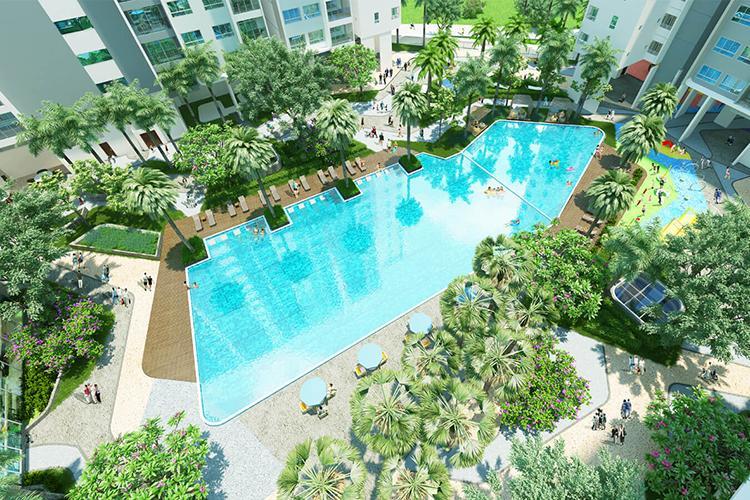 Sadora Apartment - Tien-ich-noi-khu-sadora