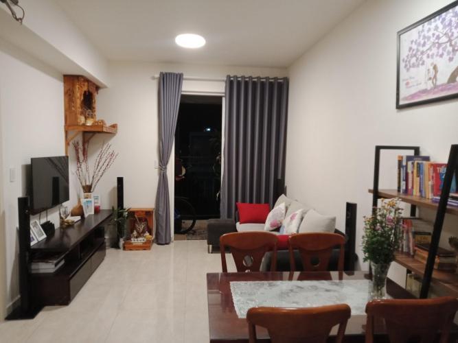 Phòng khách căn hộ KRIS VUE Cho thuê căn hộ Kris Vue 1PN, tầng thấp, diện tích 52m2, đầy đủ nội thất
