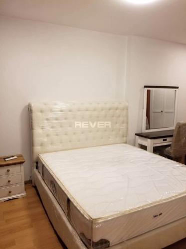 Phòng ngủ Sunrise Riverside, Nhà Bè Căn hộ Sunrise Riverside tầng trung, nội thất tiện nghi.