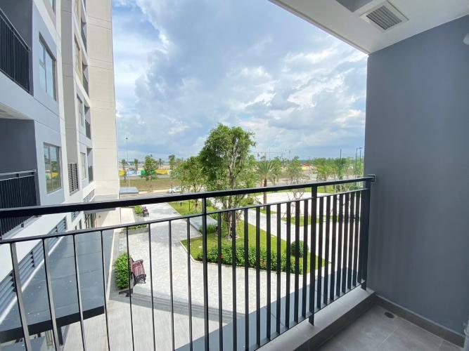Ban công căn hộ vinhomes grand park Căn hộ Vinhomes Grand Park tầng trung, ban công rộng rãi.