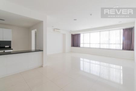 Cho thuê căn hộ Sunrise City 3PN, tháp V2 khu South, diện tích 162m2, nội thất cơ bản