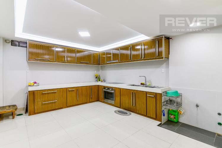 Nhà Bếp Cho thuê nhà phố 3 phòng ngủ, đường Chu Văn An, Quận Bình Thạnh