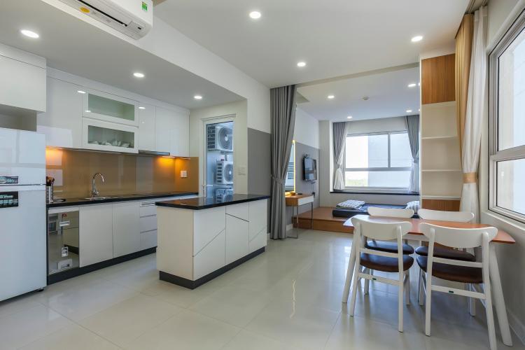 Phòng Khách Bán hoặc cho thuê căn hộ Lexington Residence tầng trung, 1PN, đầy đủ nội thất
