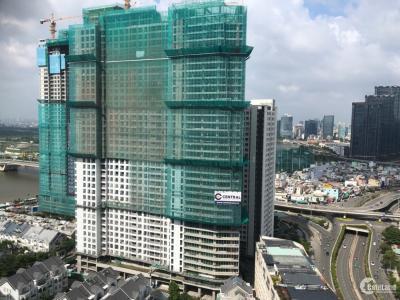 Cho thuê căn hộ Saigon Pearl 2PN, tầng thấp, đầy đủ nội thất, view Vinhomes Central Park