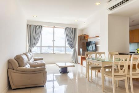 Căn hộ Sunrise City 2 phòng ngủ tầng trung V5 nội thất đầy đủ