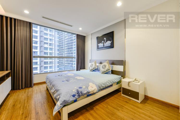 Phòng ngủ 2 Căn góc Vinhomes Central Park 4 phòng ngủ tầng thấp Landmark 1