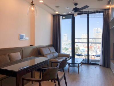 Bán căn hộ Vinhomes Golden River 2PN, tháp The Aqua 4, đầy đủ nội thất, view Landmark 81