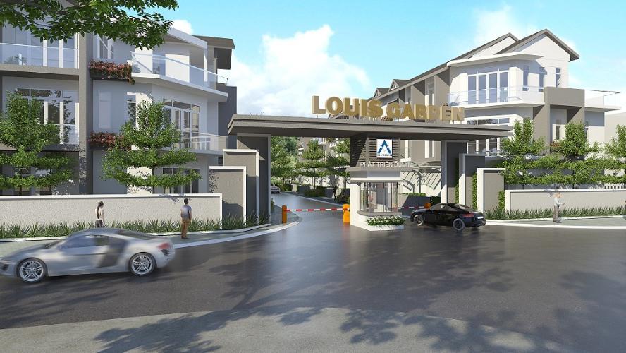 Louis Garden - cong-chao-du-an