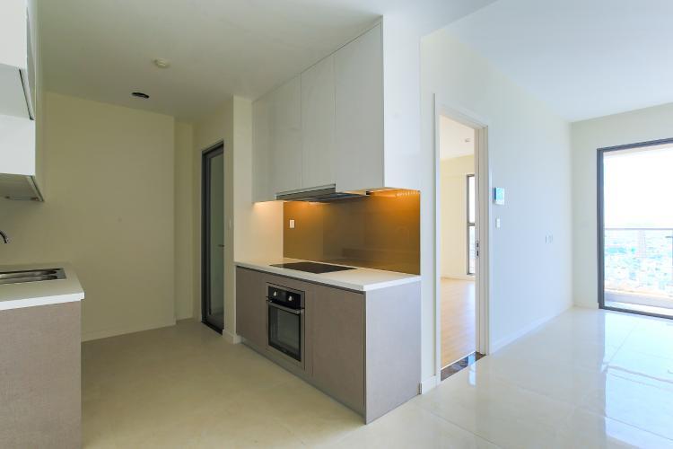 Cho thuê căn hộ Masteri Millennium tầng trung 2PN có ban công