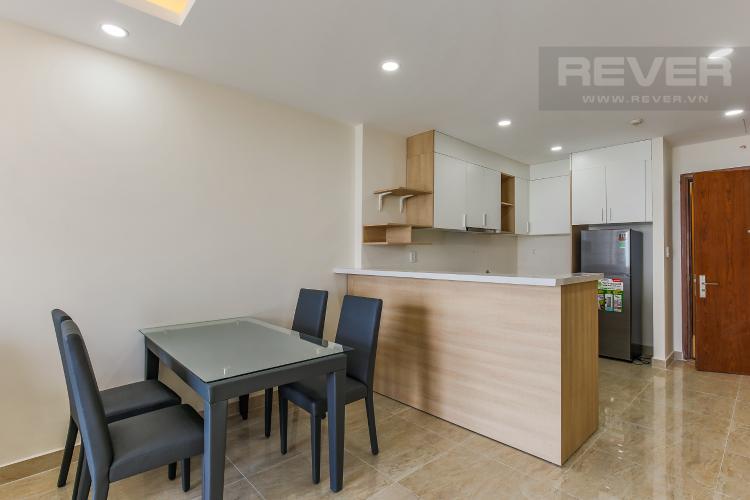Phòng Bếp Căn hộ The Gold View 2 phòng ngủ tầng cao A1 nội thất đầy đủ
