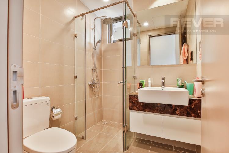 Toilet 1 Căn hộ The Gold View tầng cao A1 view sông, full nội thất