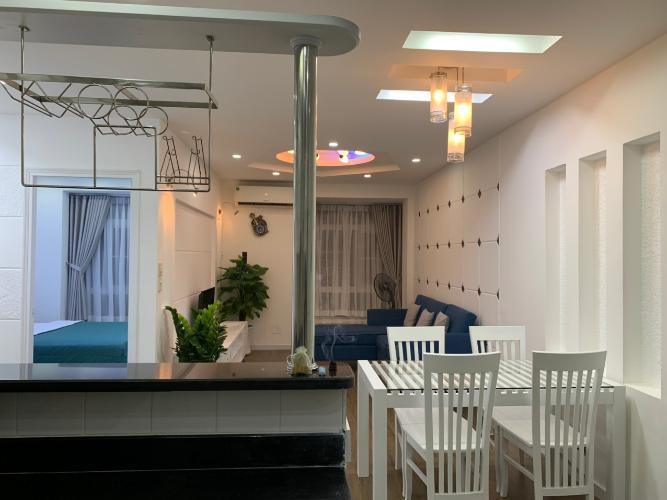 Phòng ăn Sky Garden, Quận 7 Căn hộ Sky Garden đầy đủ nội thất, view nhà phố thoáng mát.