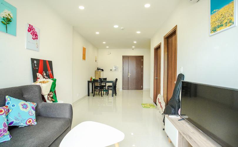 Bán căn hộ Grand Riverside 1PN, đầy đủ nội thất, view sông thoáng mát
