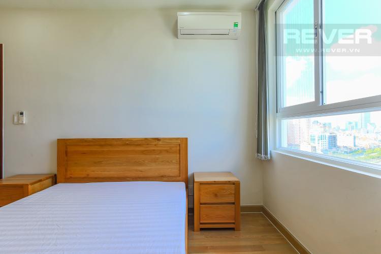 Phòng Ngủ Bán và cho thuê căn hộ Grand Riverside 1PN, đầy đủ nội thất, view đẹp