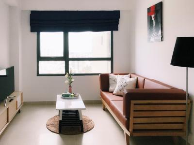 Căn hộ Masteri Thảo Điền 2 phòng ngủ tầng trung T3 đầy đủ nội thất