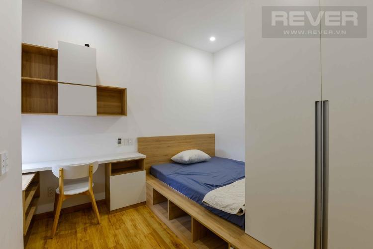 Phòng Ngủ 2 Cho thuê căn hộ Tropic Garden 2PN, tầng thấp, đầy đủ nội thất, hướng Đông đón gió