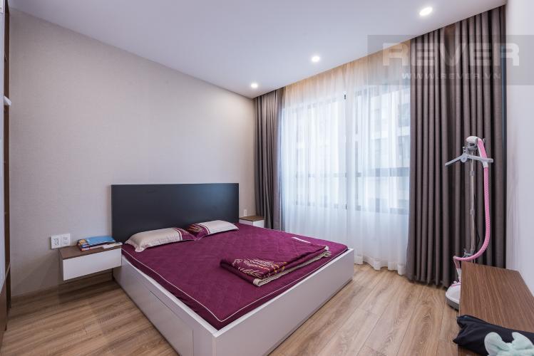 Phòng ngủ 1 Bán căn hộ The Gold View Quận 4, tầng thấp, 2PN, đầy đủ nội thất