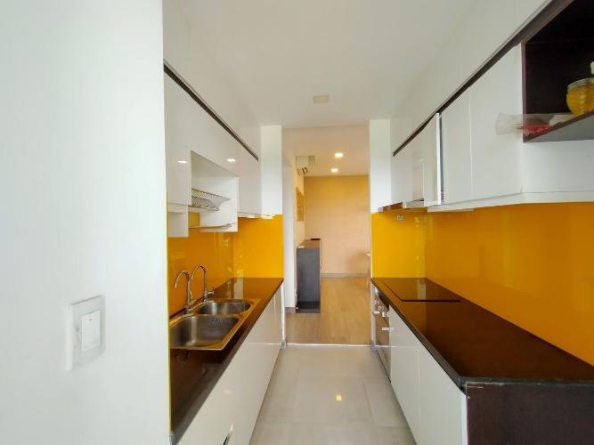 Phòng bếp căn hộ Lexington Residence, Quận 2 Căn hộ Lexington Residence thiết kế hiện đại, nội thất cao cấp.