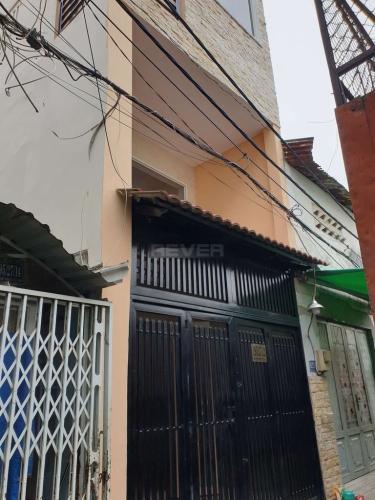 Nhà phố hẻm Tôn Thất Thuyết, sổ đỏ chính chủ, sang tên nhanh chóng