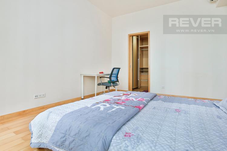 Phòng Ngủ 1 Căn hộ The Vista 2 phòng ngủ tầng cao tòa T4 view hồ bơi