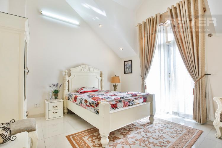 Phòng Ngủ 3 Villa 2 mặt tiền đường 3 Làng Báo Chí, Thảo Điền thiết kế sang trọng, tiện nghi