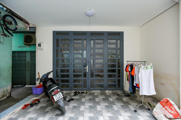 Nhà phố hẻm xe máy đường số 13 Trần Não Quận 2