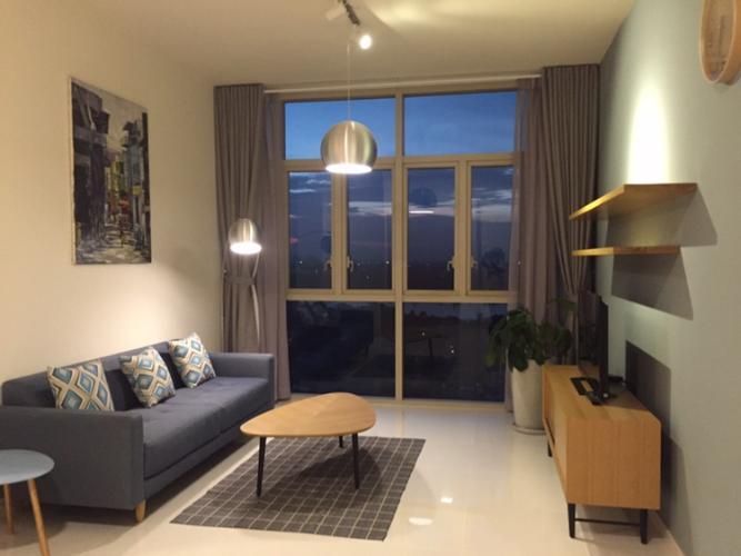 Bán căn hộ The Vista An Phú 2PN, tháp T5, diện tích 101m2, đầy đủ nội thất, view sông Sài Gòn
