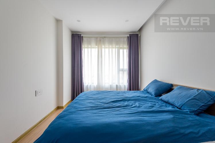 Phòng ngủ căn hộ NEW CITY THỦ THIÊM Cho thuê căn hộ New City Thủ Thiêm 2PN, tầng thấp, đầy đủ nội thất, view công viên
