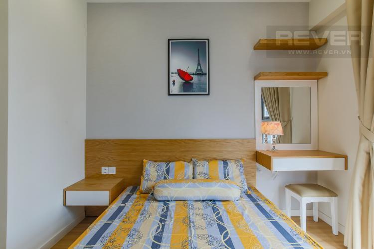 Phòng Ngủ 1 Căn hộ Masteri Millennium tầng cao, block A, 2PN đầy đủ nội thất